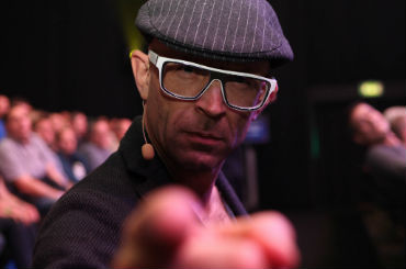 Booking agent for jason bradbury