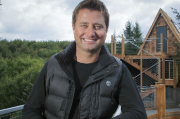 Booking agent for george clarke