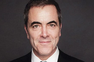 Booking agent James Nesbitt