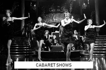 Event Management - Cabaret Shows Booking Agency