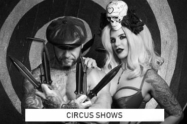 Event Management - Circus Shows Booking Agency