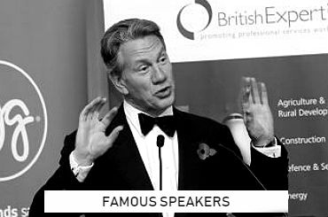 Event Management - Famous Speakers Booking Agency