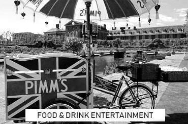 Event Management - Food & Drink Booking Agency