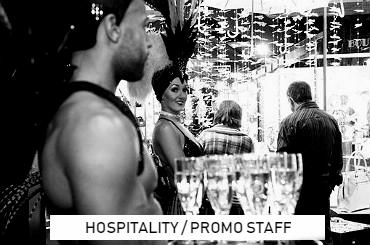 Event Management - Promo & Hospitality Staff Booking Agency
