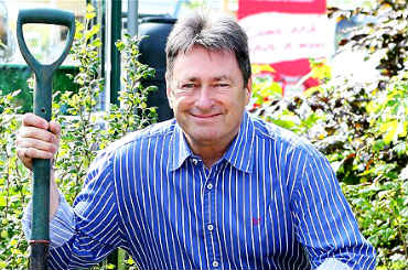 Booking Agent for Alan Titchmarsh