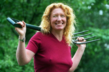Booking Agent for Charlie Dimmock