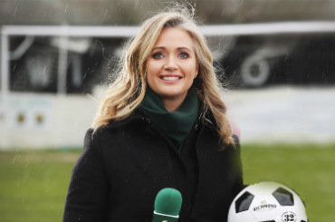 Booking Agent Hayley McQueen