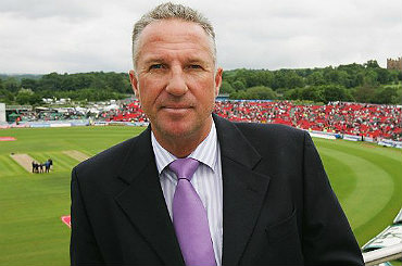 Booking Agent for Ian Botham