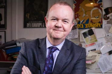 Booking Agent Ian Hislop