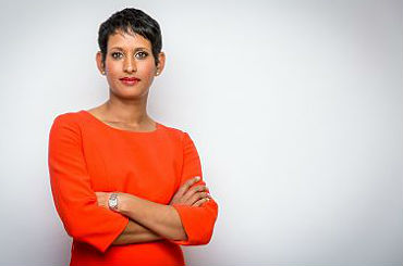 booking agent naga munchetty