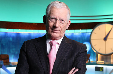 Booking Agent for Nick Hewer