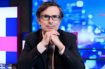 Booking Agent for Robert Peston