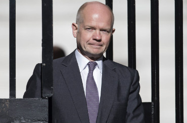 Booking Agent for William Hague