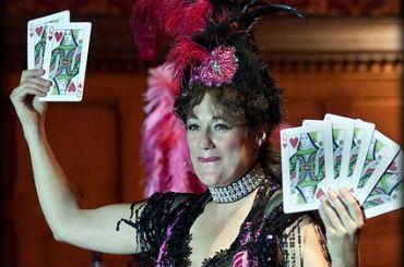 hire romany magician