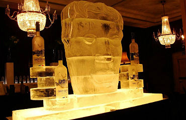 Ice Sculptures Design