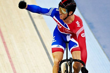 Entertainment Agency & Corporate Entertainment Agency: BookSir Chris Hoy MBE