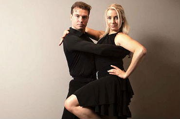 hire oleg and gemma ballroom and latin duo