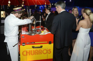 Entertainment Agency & Corporate Entertainment Agency: Book a churros tricycle