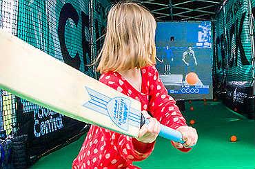 Hire Cricket Simulator - Simulators