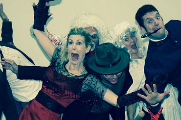 Corporate Entertainment Ideas: hire murder mystery actors & parties