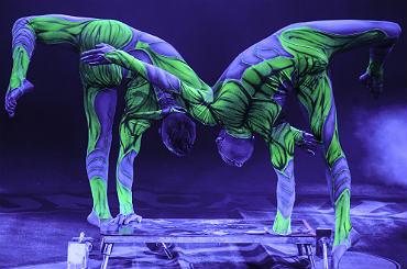 Hire Hand Balancers - Polonsky Acrobats