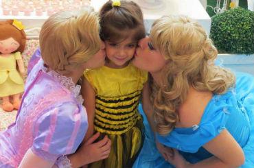 Princess Party Entertainers – The Princess Factory – Frozen