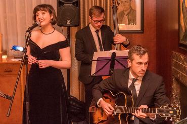 Jazz Trio – New Moon Jazz – Gatsby Party, Blitz Party, 1950's, Hollywood