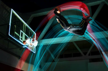 LED Basketball Show – The Dunking Devils – Dunking Acrobats | Slovenia