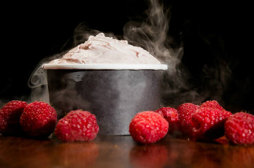 Hire Liquid Nitrogen Ice Cream Bars - Whips